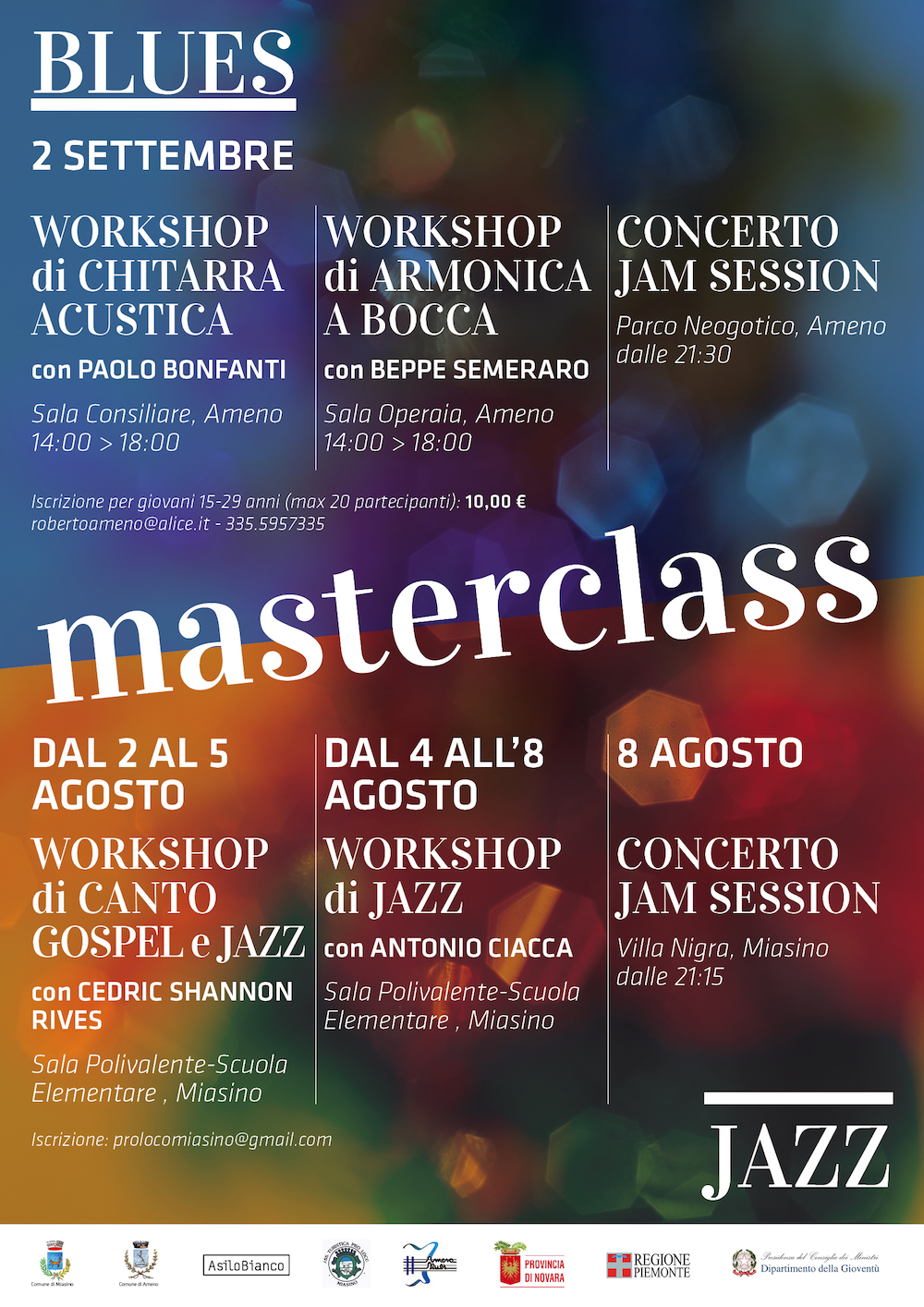 Masterclass-blues-ameno