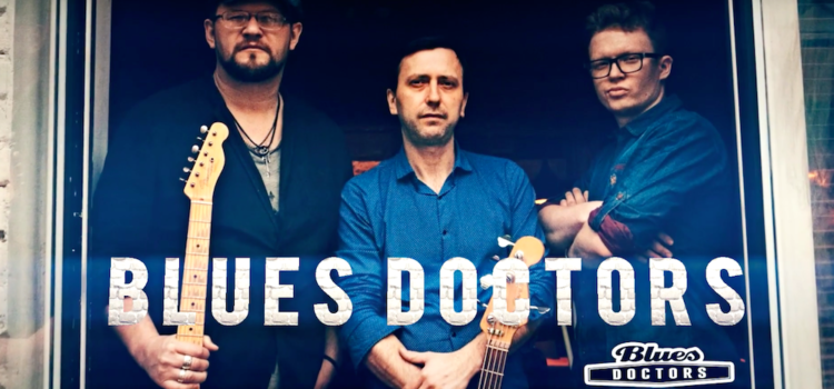 9/07/2016 | BLUES DOCTORS IN APERTURA DELLA SERATA 'THE NIGHT OF THE GUITARS'